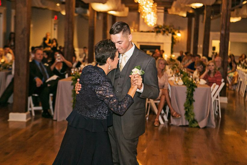 Mother Son Wedding Dance.The Most Asked Parent Wedding Dance Questions Answered Weddingwire