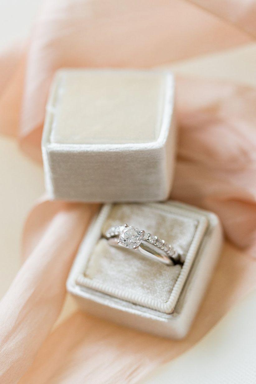 Engagement Envy: Gles Chagne Wedding Rings At Websimilar.org