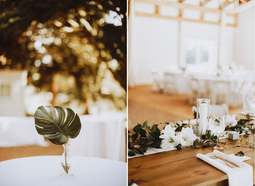 greenery centerpiece ideas