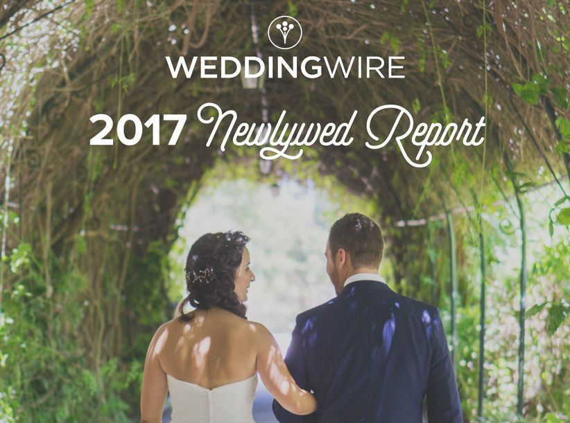 2017 newlywed report cover
