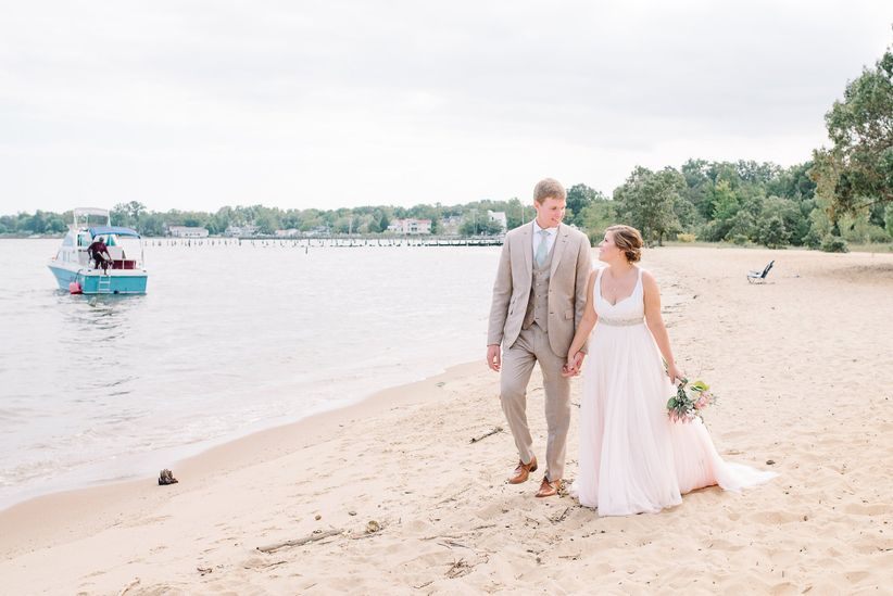 Everything You Need To Pull Off A Nautical Wedding Weddingwire