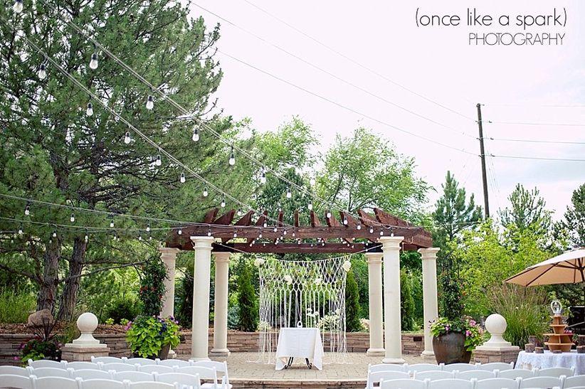 reception indoor wedding venue denver colorado golden colorado