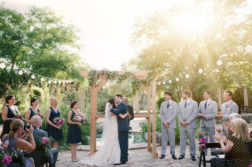 Austin outdoor wedding venues