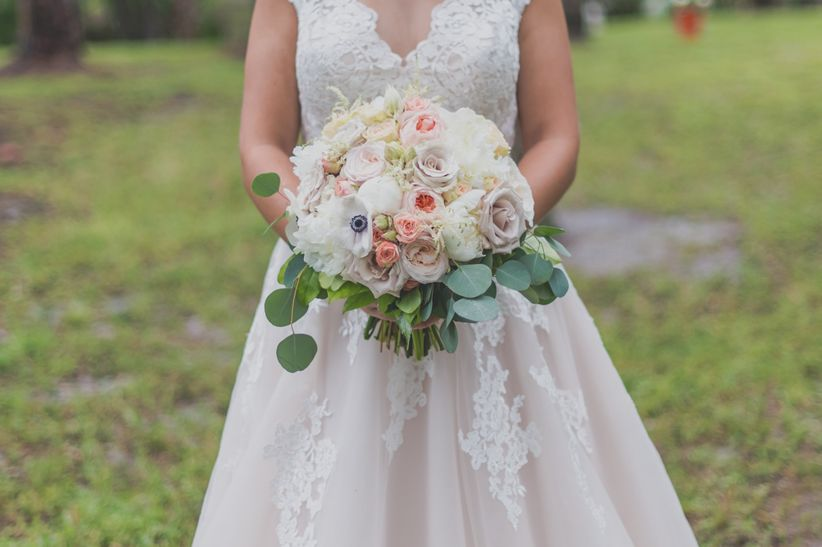 garden wedding bouquet ideas