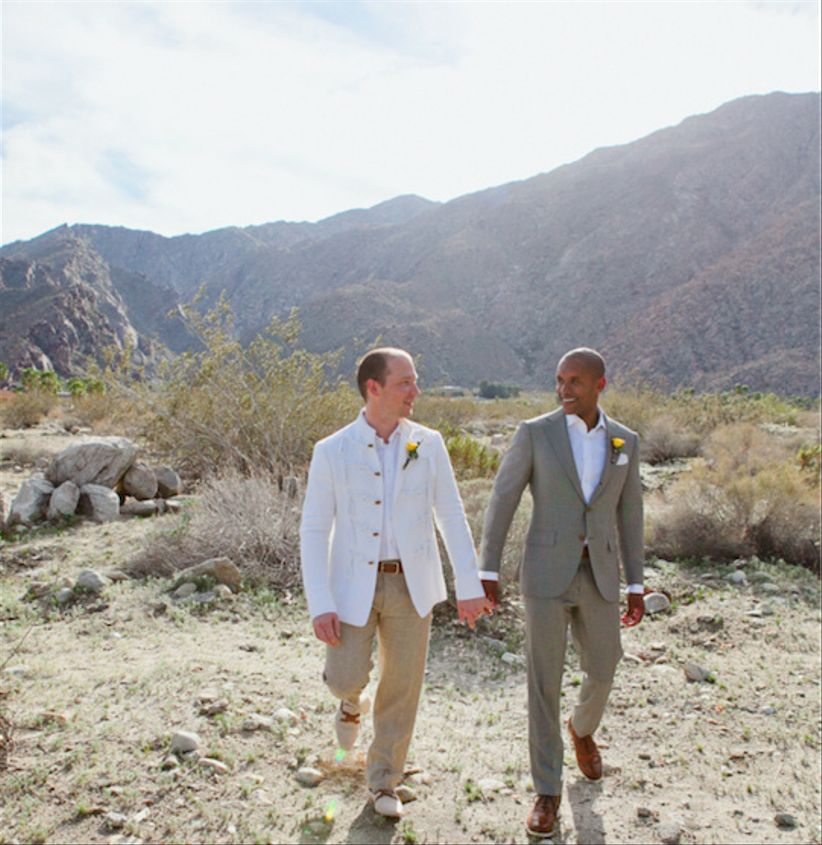 gay marriage hotspots palm springs