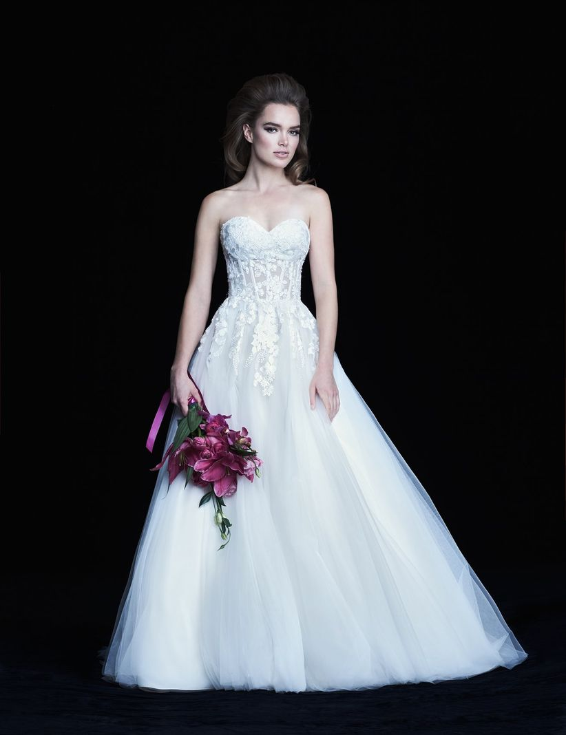 dce1e33d6528 23 Wedding Dresses Under $3,000 - WeddingWire