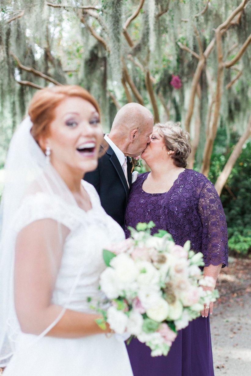 18 fotos de padres del día de la boda 2