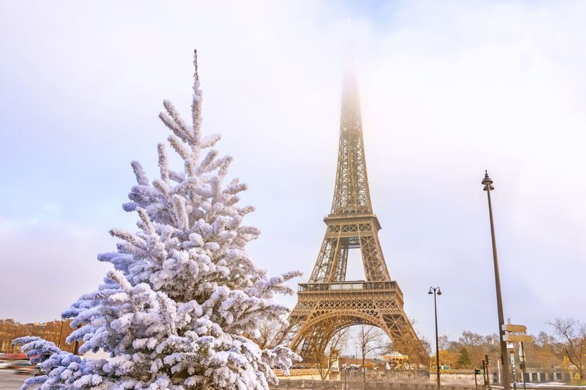 paris in winter
