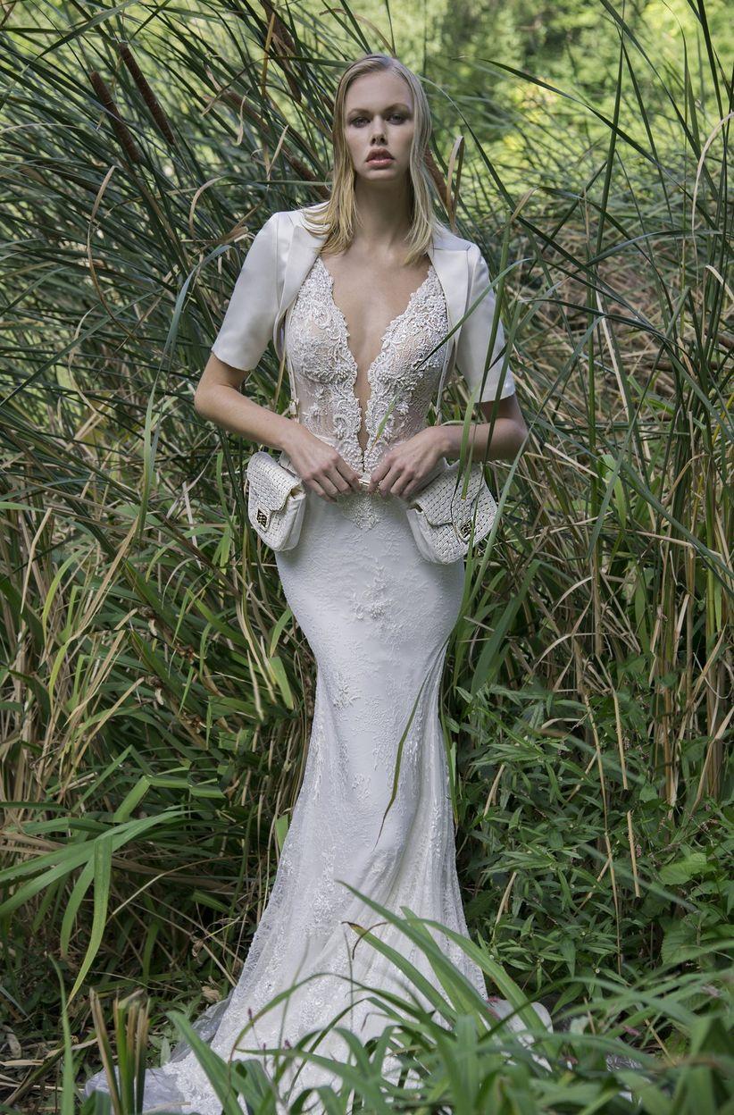 7 Edgy Bridal Jackets Cool Girls Will Love - WeddingWire