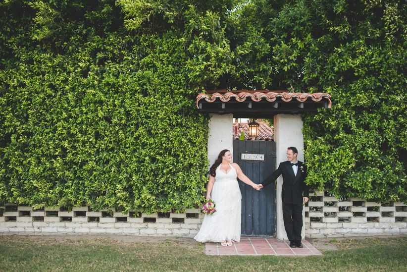 Palm Springs celebrity homes Lucy House wedding venue
