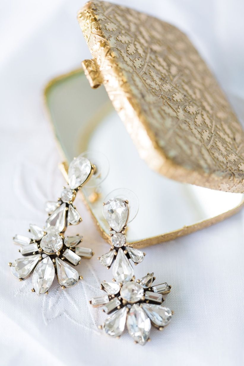 wedding day jewelry ideas