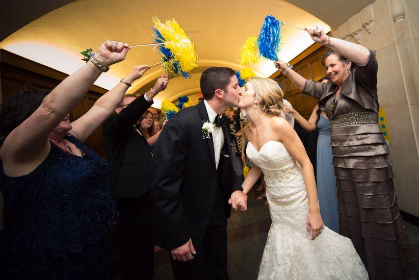 10 Creative Wedding Send Off Ideas That Aren't Sparklers