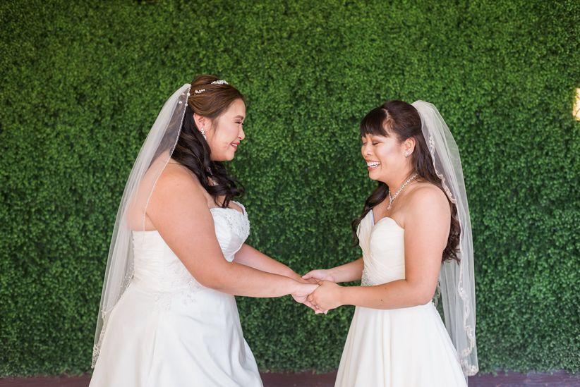 941ba301e8 7 Wedding Dress Fitting Tips Every Bride Needs to Know - WeddingWire