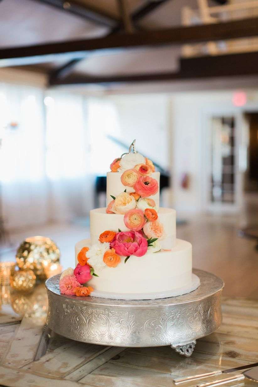 What S Your Wedding Cake Style Weddingwire