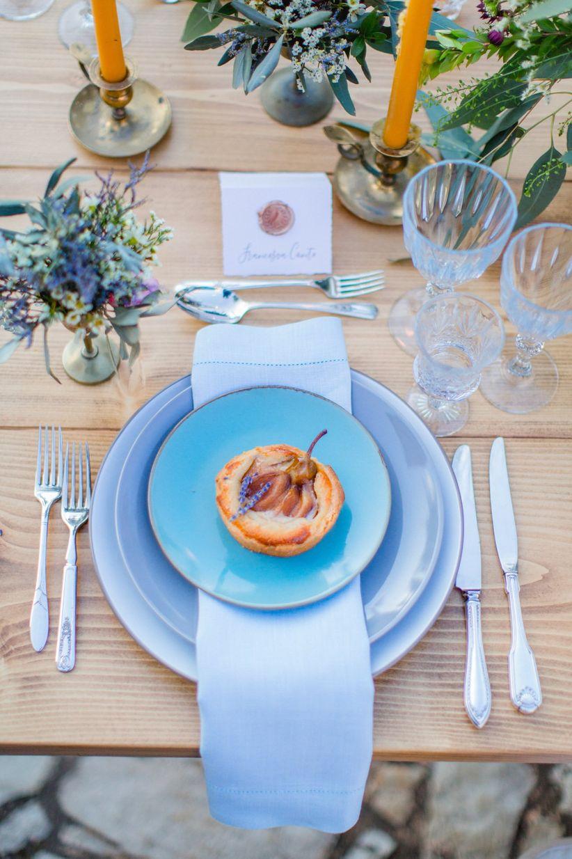 mini pie wedding favors
