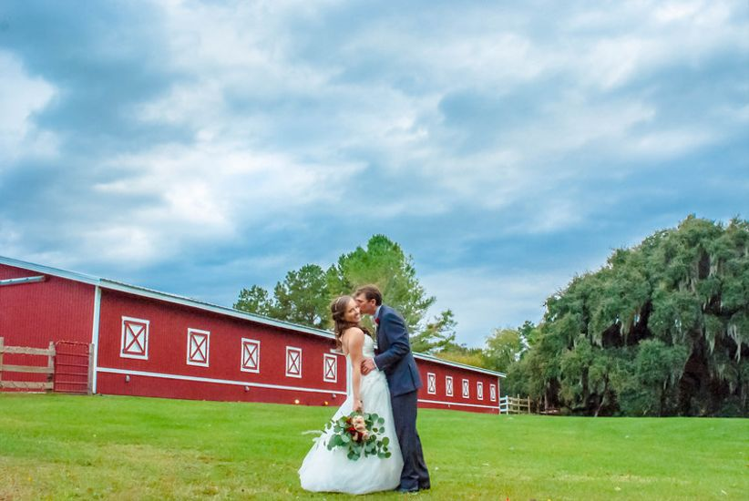 Red Gate Farms Savannah wedding venue