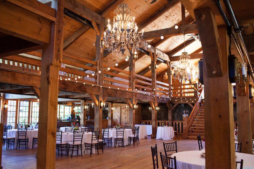 11 Rustic Barn Venues in Massachusetts - WeddingWire