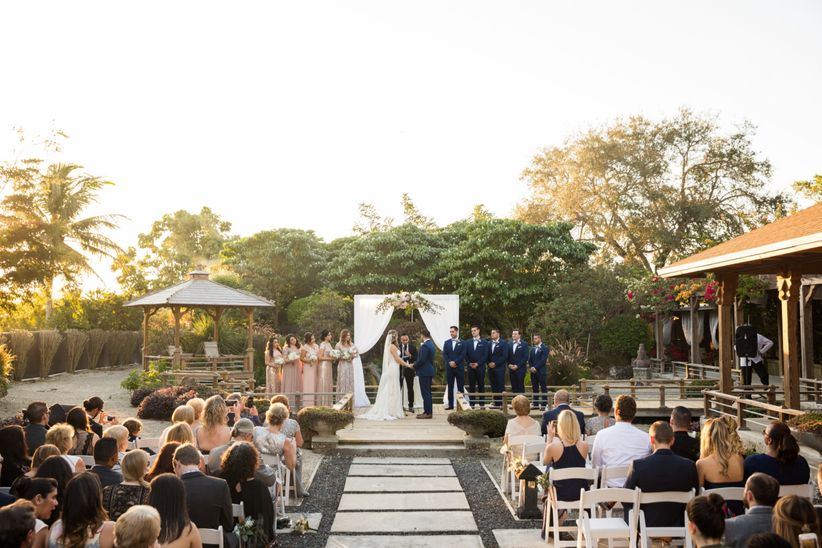 These Garden Wedding Venues In Miami Are Absolutely Gorg Weddingwire