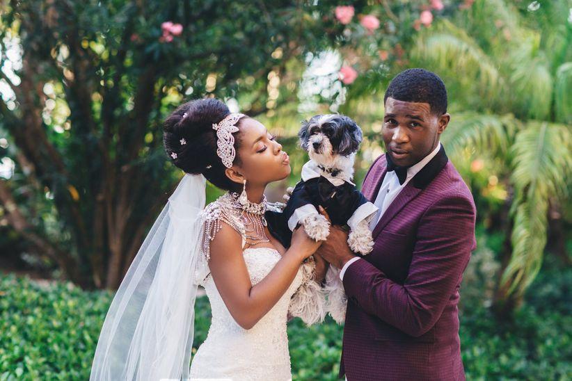 16 Modern Wedding Hairstyles For Black Brides Weddingwire
