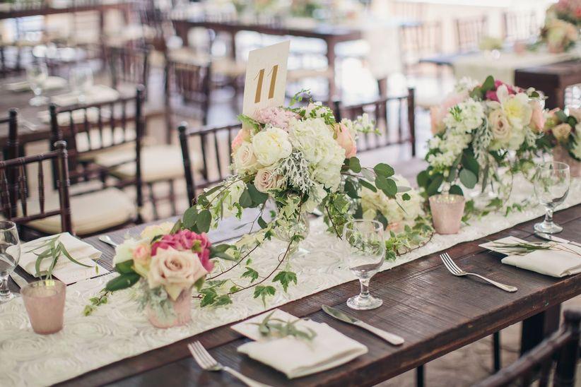 27 Swoon Worthy Garden Wedding Ideas Weddingwire