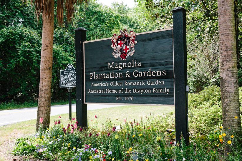 Magnolia Plantation venue