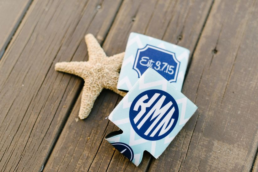 Everything you need to pull off a nautical wedding weddingwire favor bags junglespirit Gallery