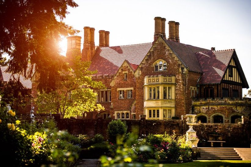 Romantic wedding venues in Seattle