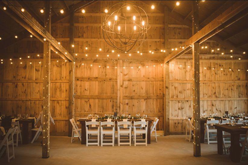 Rustic Rose Barn Weddings