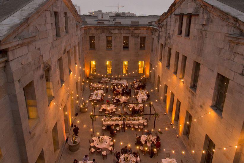 8 stunning san francisco outdoor wedding venues weddingwire photo the san francisco mint junglespirit Images
