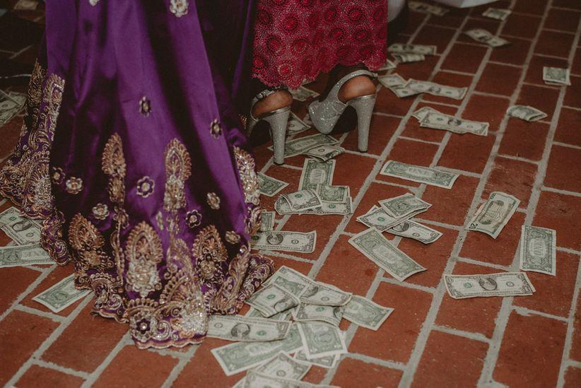 wedding dollar dance