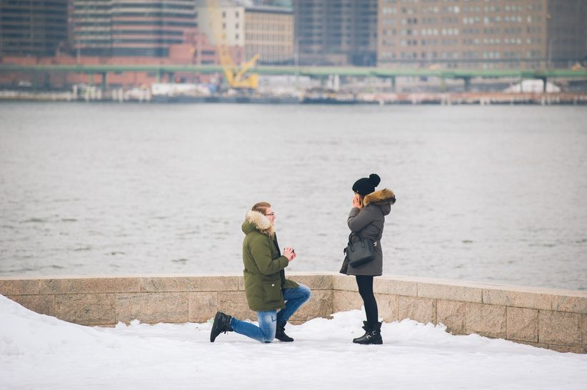 Proposal in New York