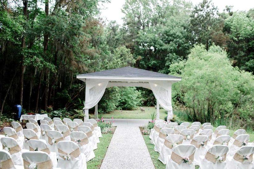 Savannah Botanical Gardens wedding venue