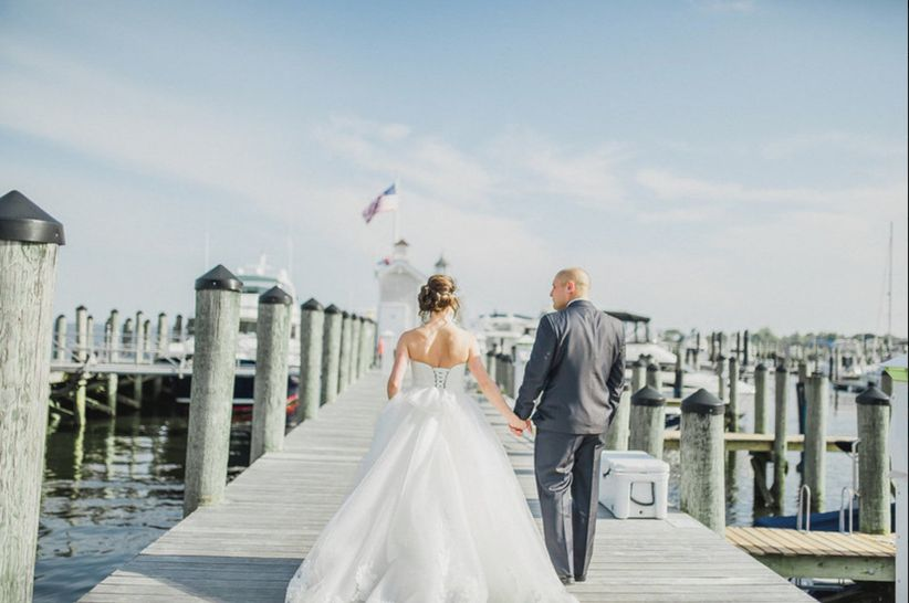 Check Out Some Of Our Favorite Outdoor Wedding Venues In Ct