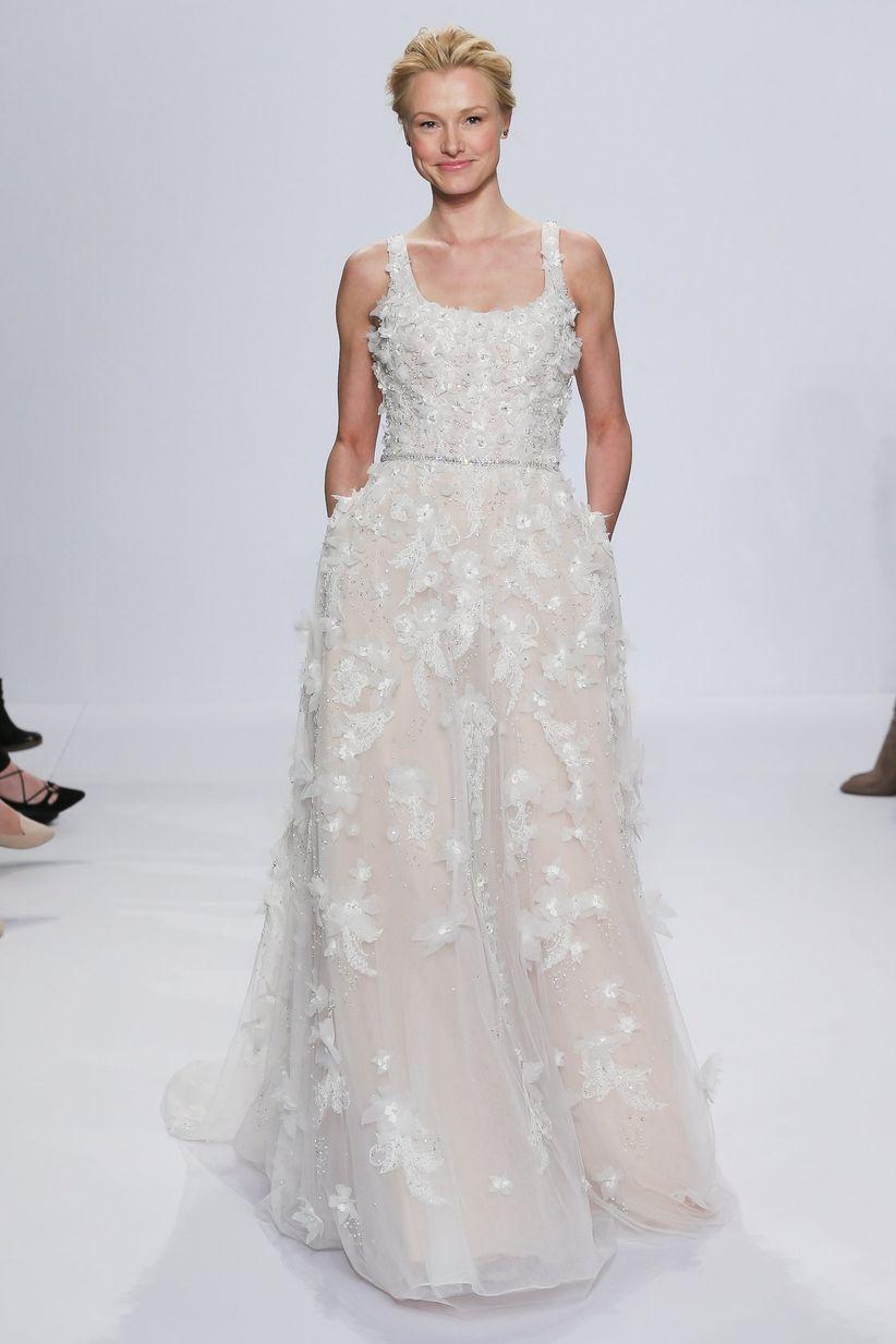 scoop neckline wedding dress randy fenoli