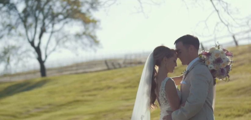 epic love stories lead to amazing wedding videos weddingwire