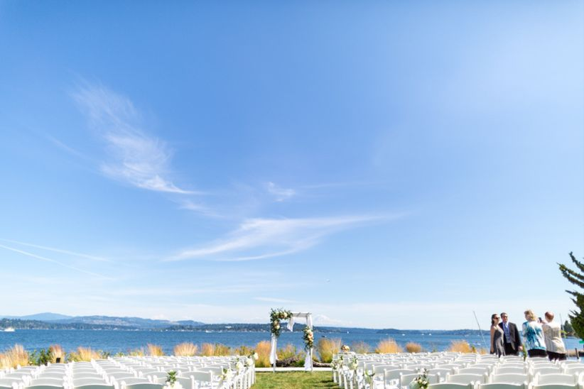 Seattle wedding venues on the water