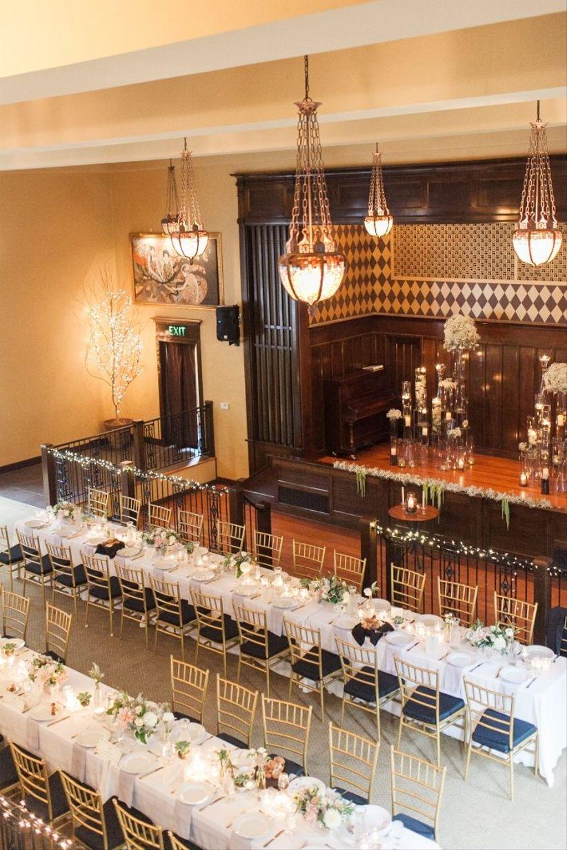 Ballroom wedding venues in Seattle