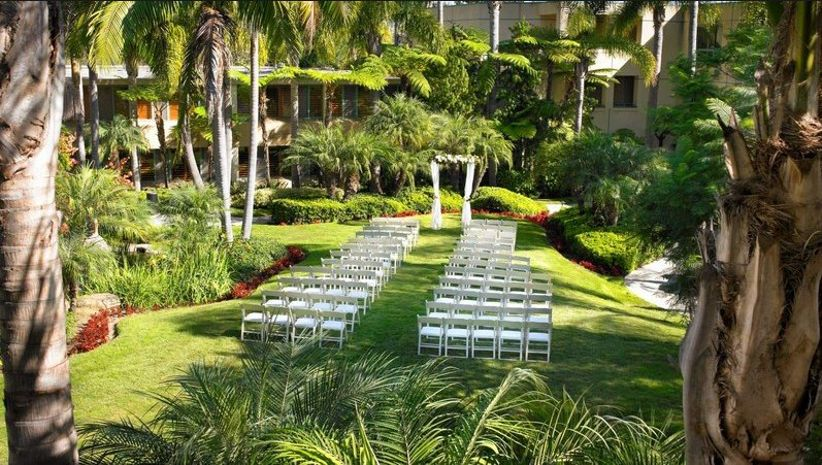 9 romantic garden wedding venues in san diego weddingwire here are some of our favorite garden wedding venues in san diego junglespirit Image collections