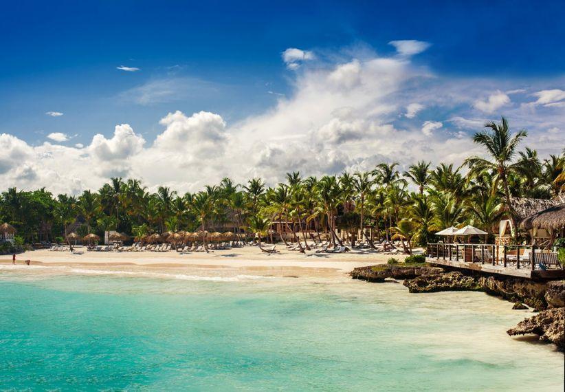 Bahamas honeymoon resort