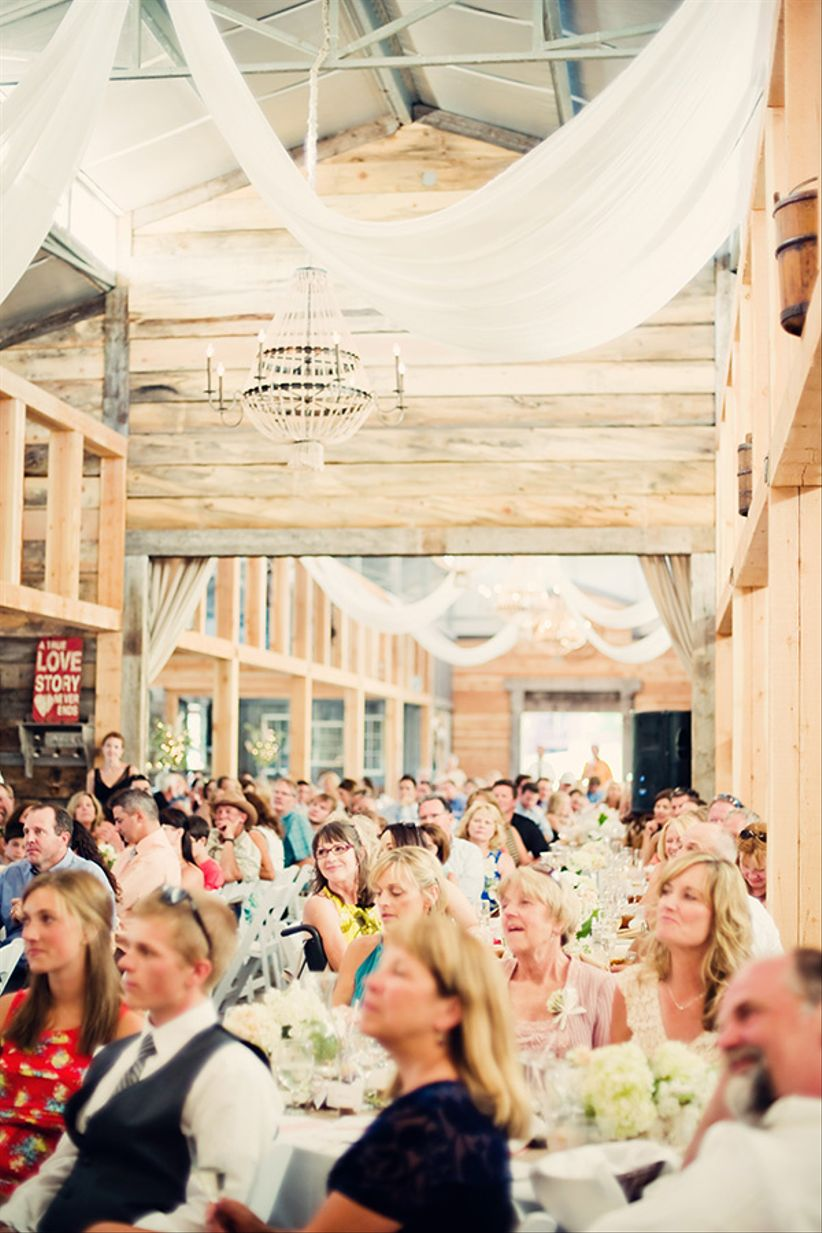 Sky Ridge Ranch Montana wedding