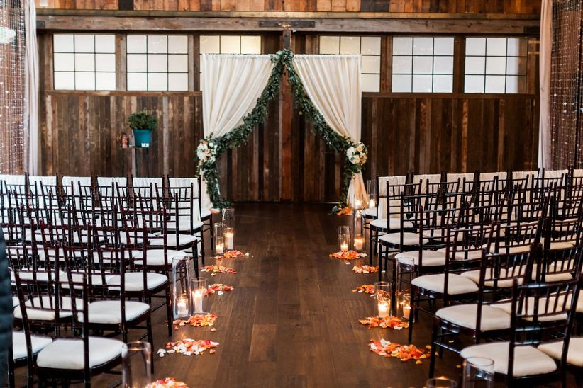 Industrial wedding venues in Seattle