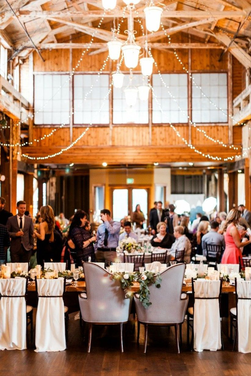9 Unique Wedding Venues In Seattle That Real Couples Aced Weddingwire