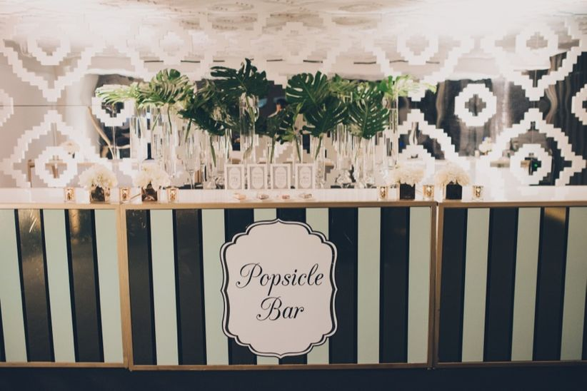 Popsicle Bar