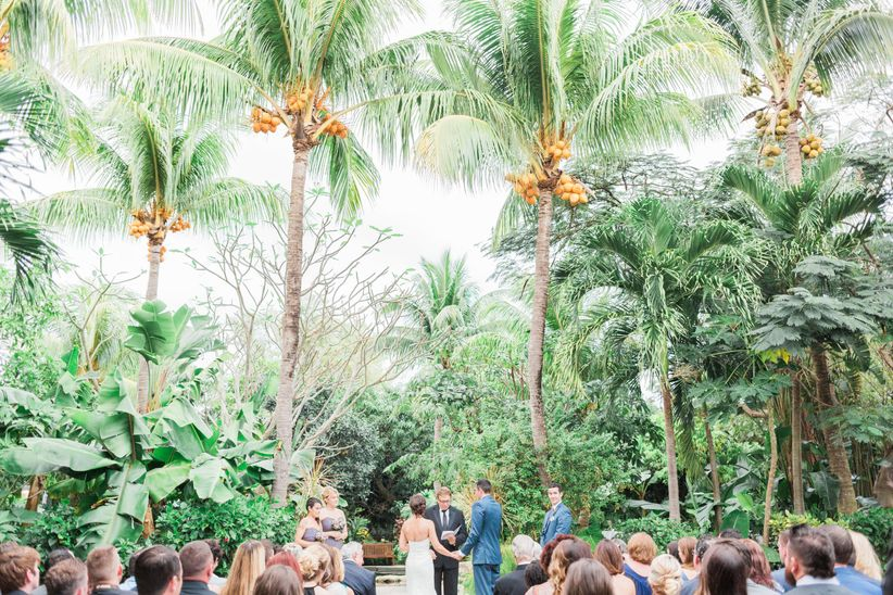 11 Small Wedding Venues in Miami for an Intimate Event - WeddingWire