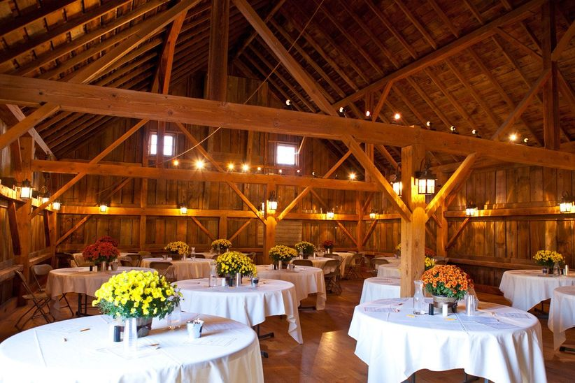 Chicagos Best Barn Wedding Venues For Rustic Couples