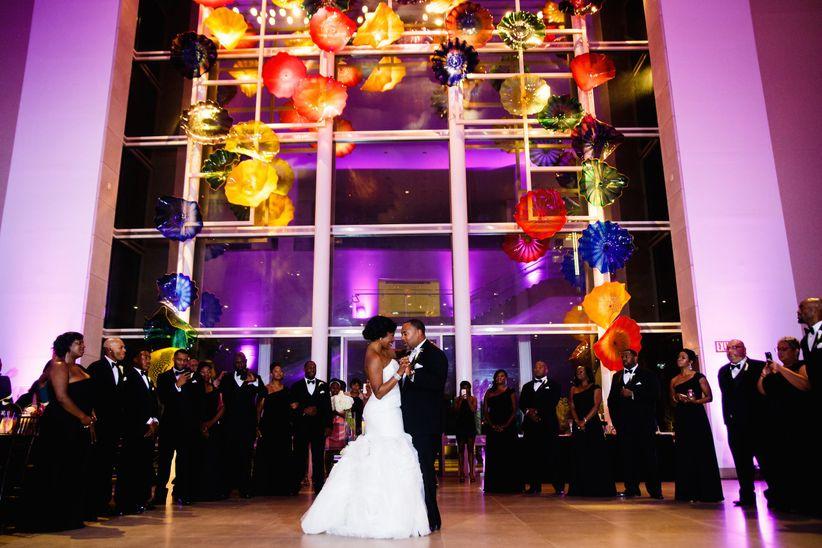 7 Chic Museum Wedding Venues In Dallas Fort Worth Tx Weddingwire