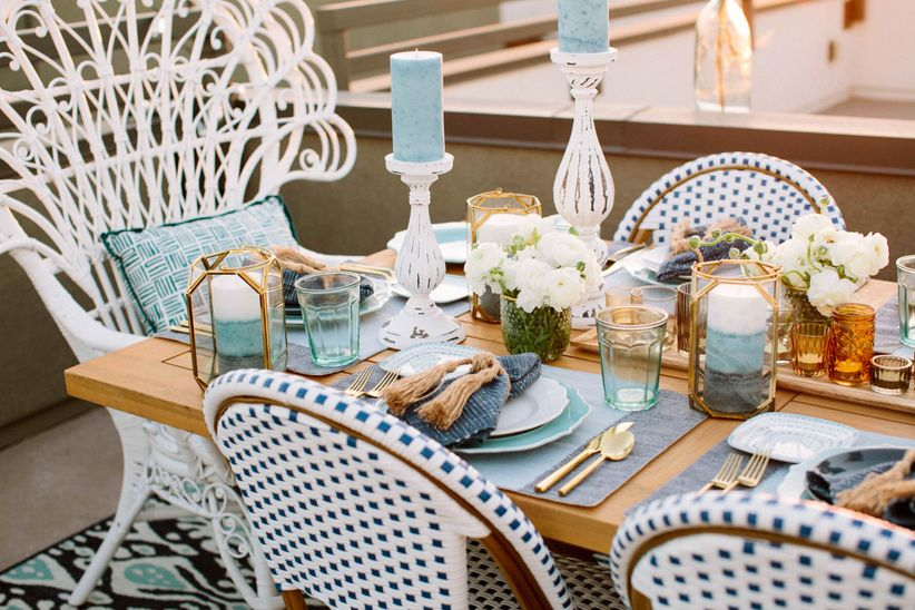 Top wedding registry questions answered weddingwire heres a list of registry faqs along with our answers to help you register for giftsstress free junglespirit Images