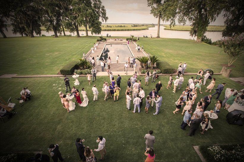 The Ford Plantation Savannah wedding venue