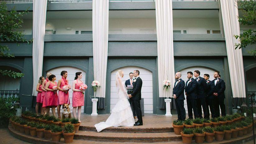 The Brice Savannah wedding