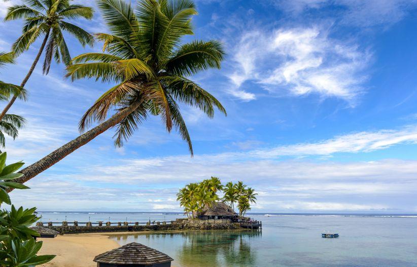 Coral Coast, Viti Levu, Fiji